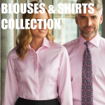 BUSINESS & HOSPITALITY SHIRTS & BLOUSES