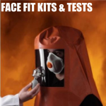 FACE FIT RESPIRATORY KITS AND TESTS