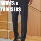 BUSINESS & HOSPITALITY TROUSERS & SKIRTS