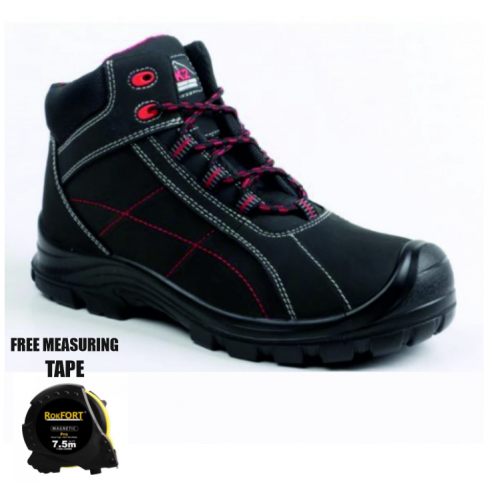 K2 Natural Leather Safety Boot S3