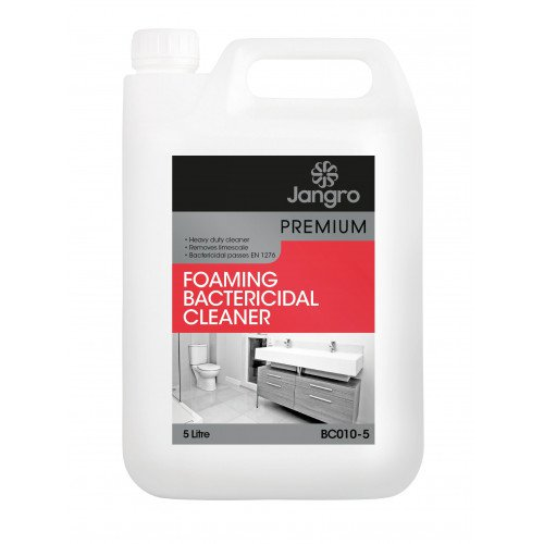 BC010 - Foaming Bactericidal Cleaner 5 Litre