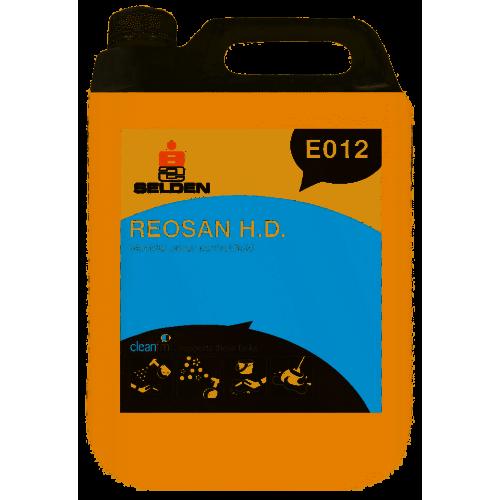 E12 - Biocidal Odour Control - 5LTR