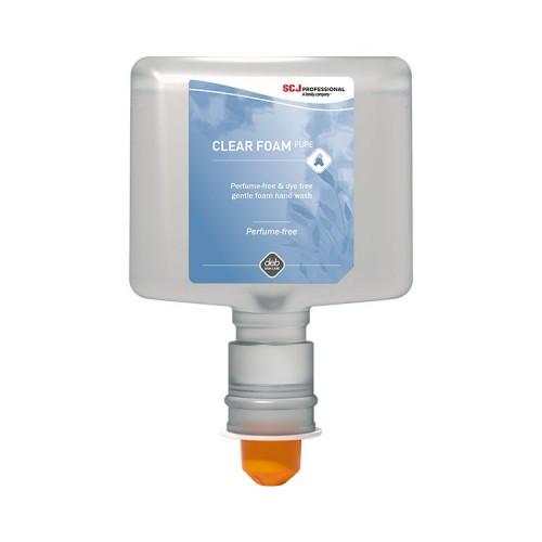 CLR1 - Refresh Clear Anti-Bacterial Foam Hand Wash - 1ltr