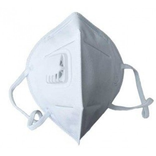 Disposable Valved Virus Protection Masks £0.72/pc - Limited Stocks
