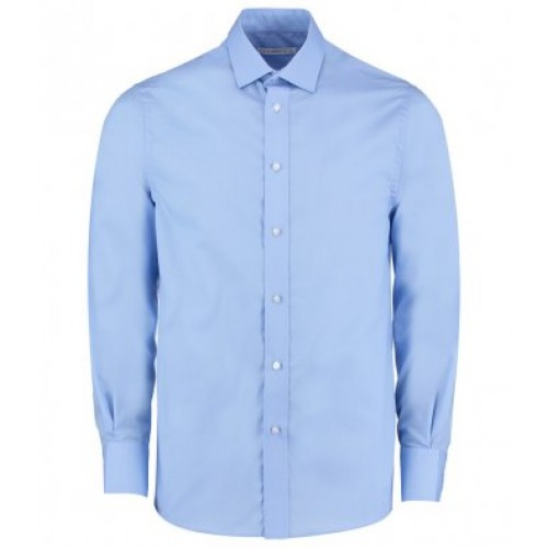 KK131 - Tailored Poplin Shirt | LIGHT BLUE
