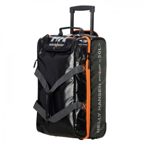 79567 Helly Hansen Trolley Bag 50L, Black
