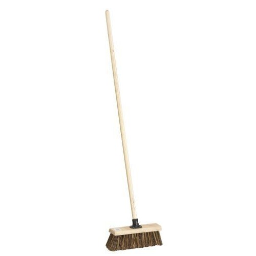BB13HS - 13in Bassine Broom complete with Handle