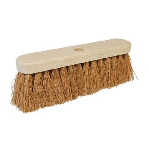 BS12 - Soft Coco Brush Head 12in
