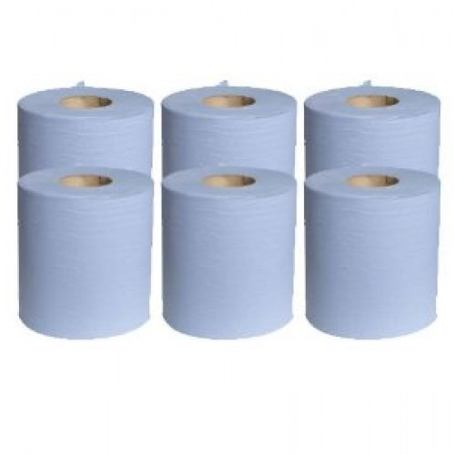 HT2PPB - C'feed Hand Rolls 150M | BLUE | 2 ply