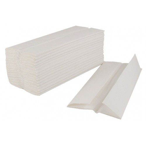 PTCFW - C'Fold Hand Towels | White | 2 ply | 2400 PACK