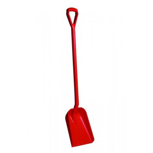 SHOVP - Long handled hygiene shovel - Red
