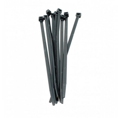 CABLET200 - Cable Ties 200mm Black Pack of 100