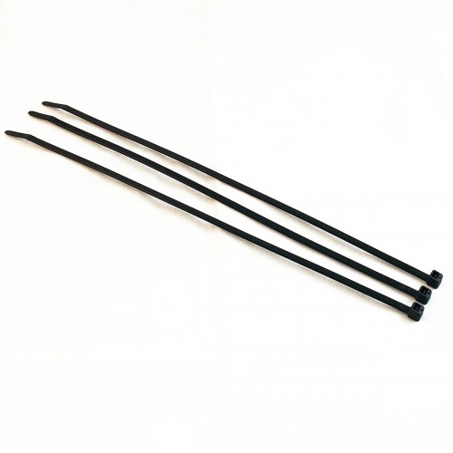 CABLET400 - Cable Ties 400mm Black (Pack of 50)