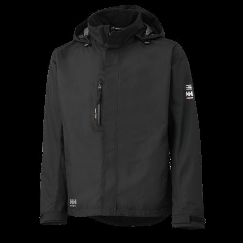 H/H Haag Jacket | Black