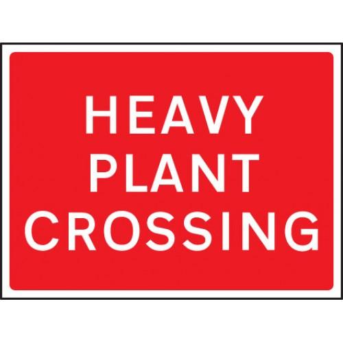 Heavy Plant Crossing 600x450mm Class RA1 Zintec