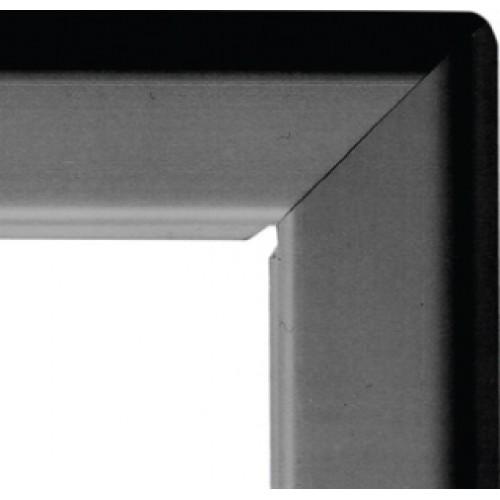 762 X 508mm 25mm Snap Frame - Black