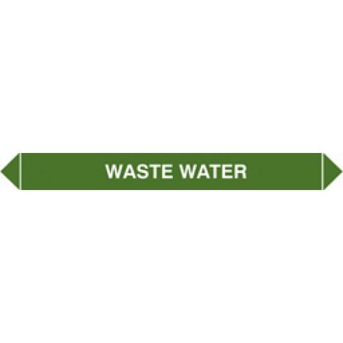Flow Marker Pk Of 5 Waste Water