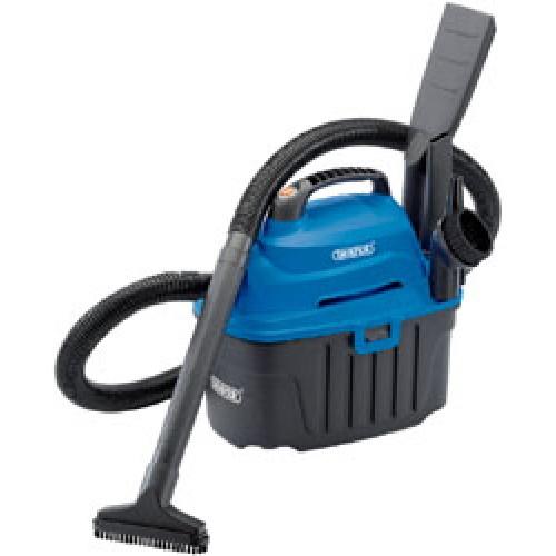 DRAPER 10L 1000W 230V Wet and Dry Vacuum Cleaner