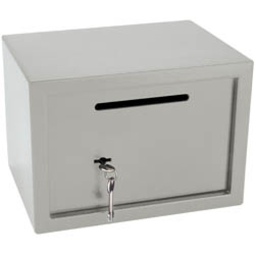16L Key Safe with Post Slot