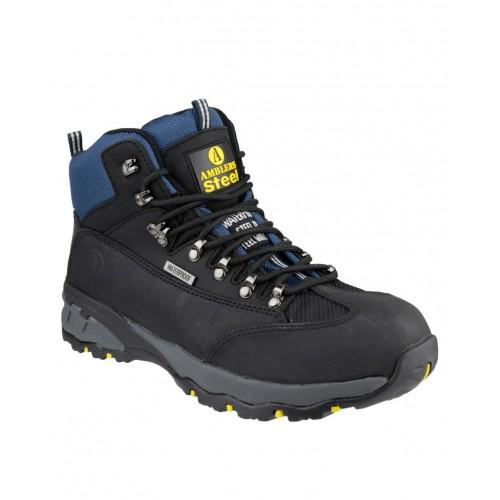 FS161 - Waterproof Boot | BLACK
