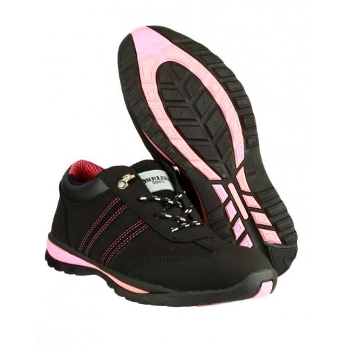 FS47 - Ladies Safety Shoe - Black