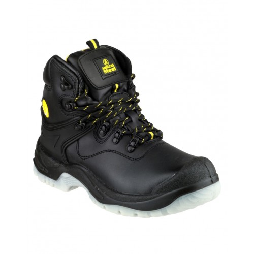 FS198 - Safety Boot - Black