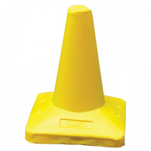75cm Sports Cone Sand Weighted Yellow - PACK OF 5