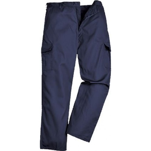 C701 Combat Trousers | Navy | Tall