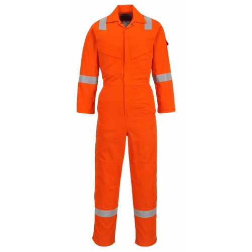 FR28 - Lightweight AS Coverall | Orange