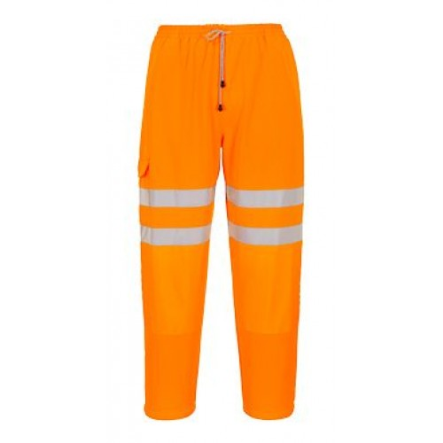 Hi-Vis Track Pants | Orange