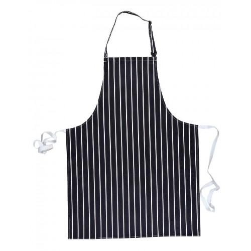 Butchers Apron, NavyWh,  | R