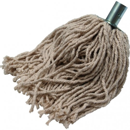 MOP12M - Metal Mop Head, PY Wool, No. 12