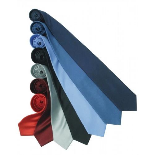 Colours Silk Tie | BURGUNDY | L