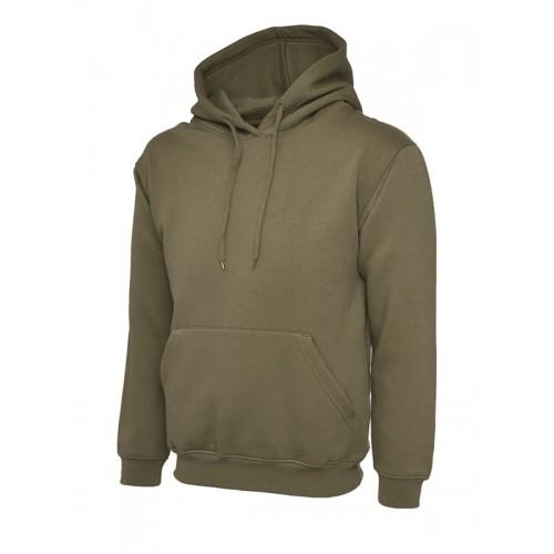 UC502 - Suresafe Classic Hooded Sweatshirt | Olive