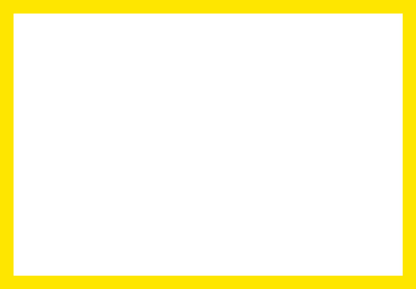 Safety Yellow Shirts >> Blank Adapt-a-sign - Yellow Border 215x310mm